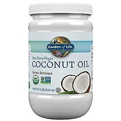 Garden of Life Organic Extra Virgin Coco...