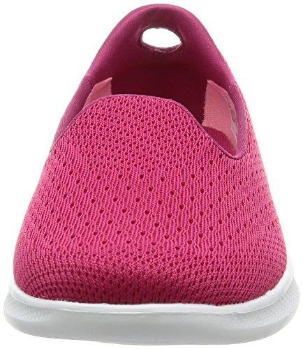 Rosa donna Lite Go Step Skechers PIq8w0x0