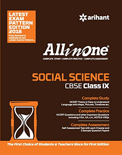 All In One CBSE Class 9 Social Science PDF