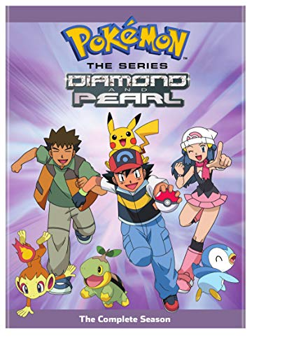 Pokemon: Diamond and Pearl Complete Collection (DVD) (Pokemon Complete Set)