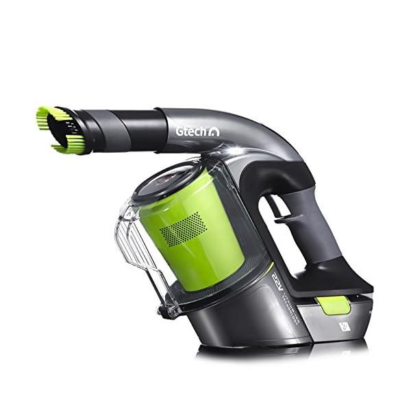 Gtech Multi Hand-held Vacuum Cleaner Mk.1 - Cordless Lithium Powered, hand held edge hoovering