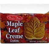 Maple Leaf Cookies, one 11.4 oz package