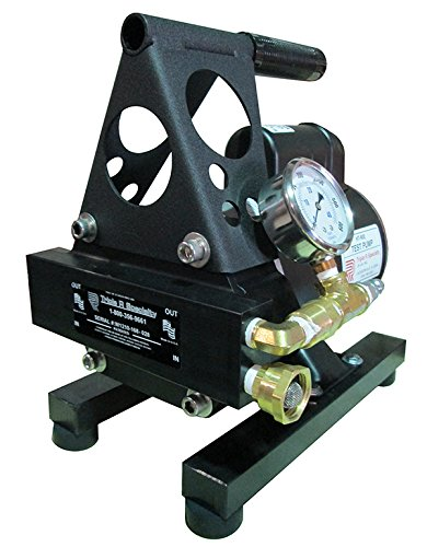 Triple R Specialty HT-90E Hydrostatic Test Pump, 3 GPM at 300 psi