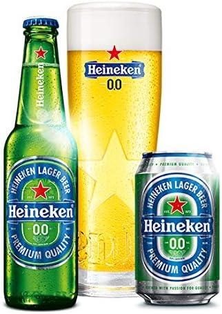 Heineken 0.0 % Non Alcoholic Lager Beer
