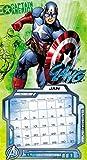 Marvels Avengers Assemble Wall Calendar (2015)