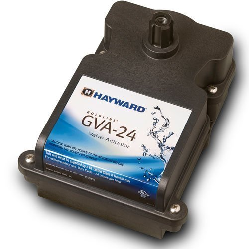 NEW HAYWARD GVA24 Goldline Valve Actuator Pool/Spa GVA-24 with 15' Cable 24V