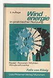 img - for Windenergie in praktischer Nutzung: Rader, Rotoren, Muhlen, Windkraftwerke (German Edition) book / textbook / text book