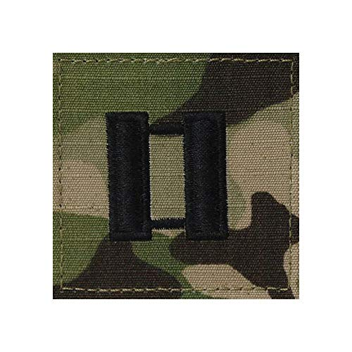 (US Army OCP Rank with Fastener - Captain)