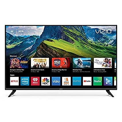 "9ae31053c Amazon.com  VIZIO V-Series 50"" Class 4K HDR Smart TV - V505-G9  Electronics"