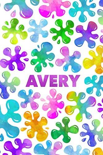 Avery Notepad - 3