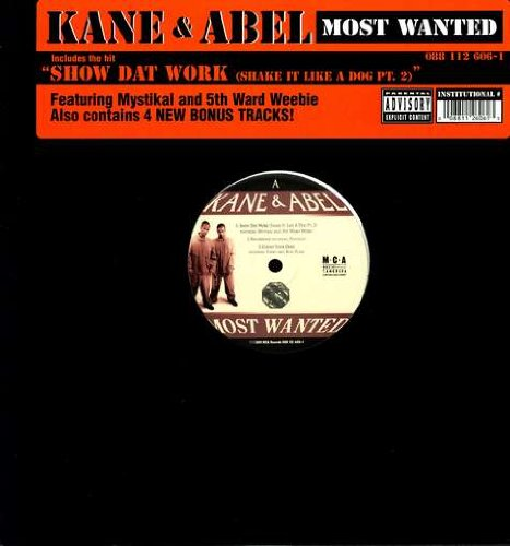 Most Wanted [12 inch Analog]                                                                                                                                                                                                                                                                                                                                                                                                <span class=