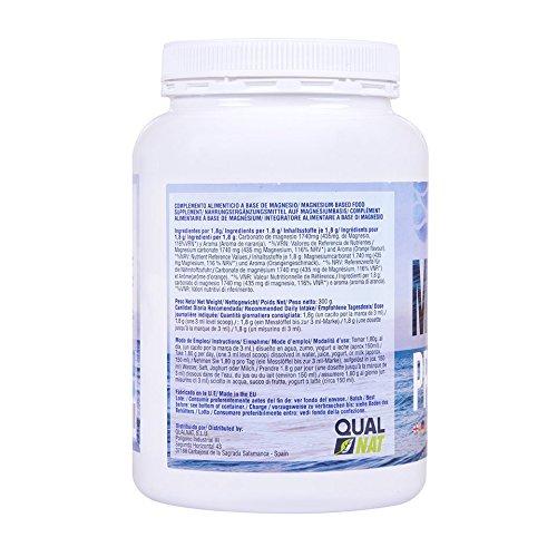 Magnesio en polvo para la obtención de energía y el correcto fiuncionamiento de los músculos - Magnesio para facilitar la absorción de calcio y favorecer el ...