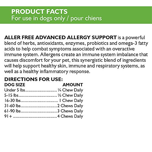 Image of Only Natural Pet Aller Free Soft Chews 60 Count