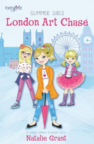 Book Cover: London Art Chase