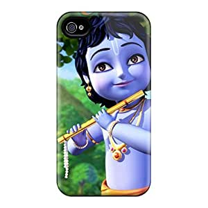 Shockproof/dirt-proof Krishna In Little Krishna Covers Cases For Iphone(6)
