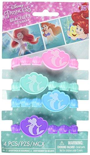 Amscan Girls Enchanting Disney Ariel Dream Big Birthday R...