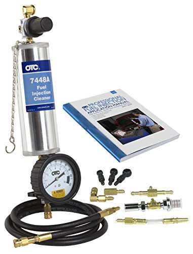 OTC Tools 7649A Fuel Injector Cleaning ()