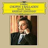 Music : Chopin: 4 Ballads; Barcarolle; Fantasie [LP]