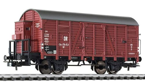 Scale Goods Wagons - 1