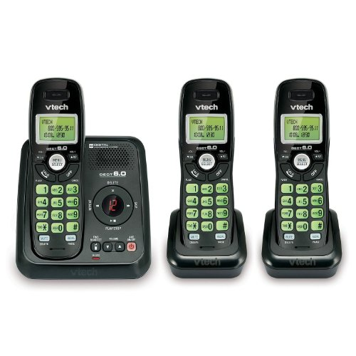 vtech-cs612031-cordless-3-handset-phone-with-answering-system