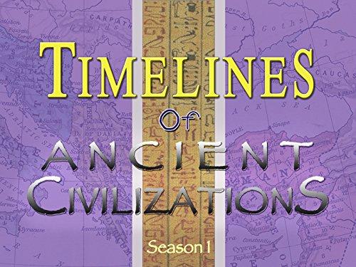 Amazon.com: Timelines Of Ancient Civilizations: 7-part Series ...