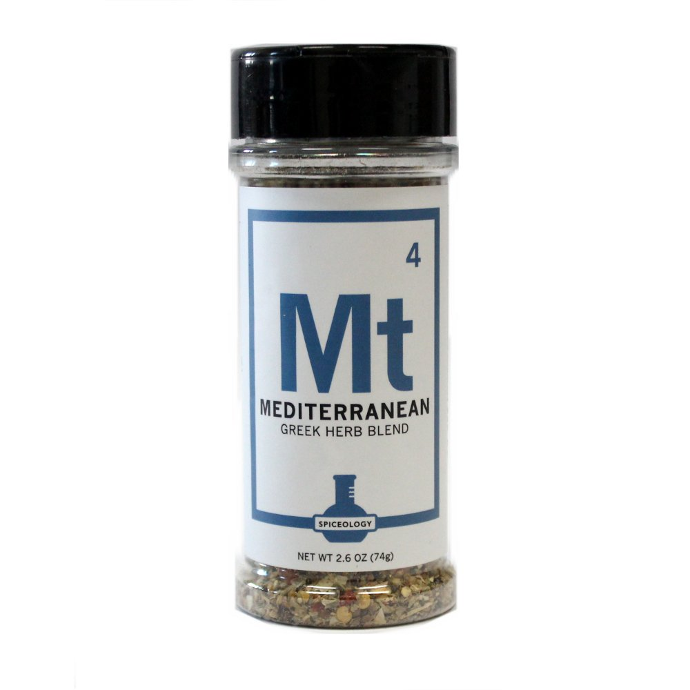 Spiceology Spice Blend Greek Herb, 2.6 Ounce