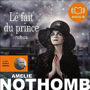Le fait du prince Audiobook