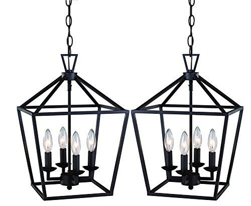 Trans Globe Lighting 10264 ROB Indoor Lacey 12' Pendant, Rubbed Oil Bronze