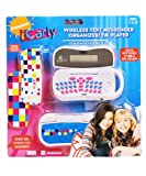 iCarly Wireless Text Messenger Organizer/FM Player - White - one color, one size