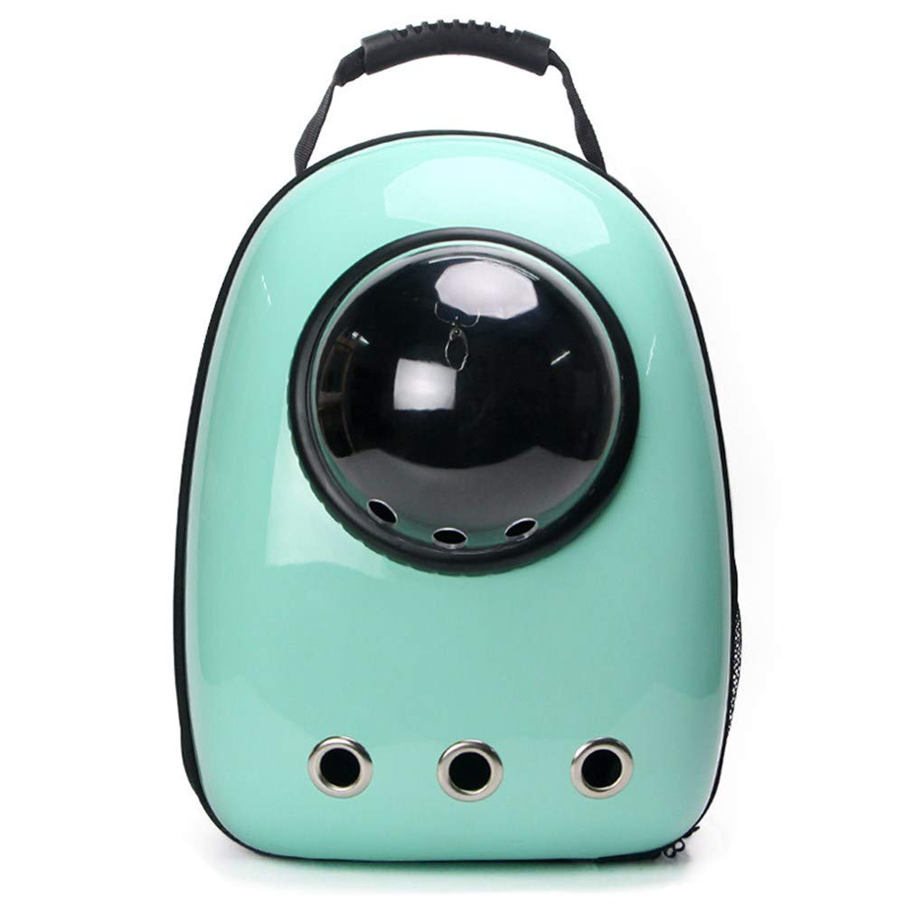 I Pet Online Pet Space Capsule Backpack Out Portable cat Carrier, 32×29×42cm, D