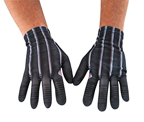 Marvel Ant Man Costume (Marvel Rubie's Costume Co Men's Ant-Man Gloves, Multi, One Size)