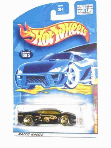 Hot Wheels Company Cars Series #1 Jaguar XJ 220 #2001-85 Collectible Collector Car Mattel 1:64 Scale