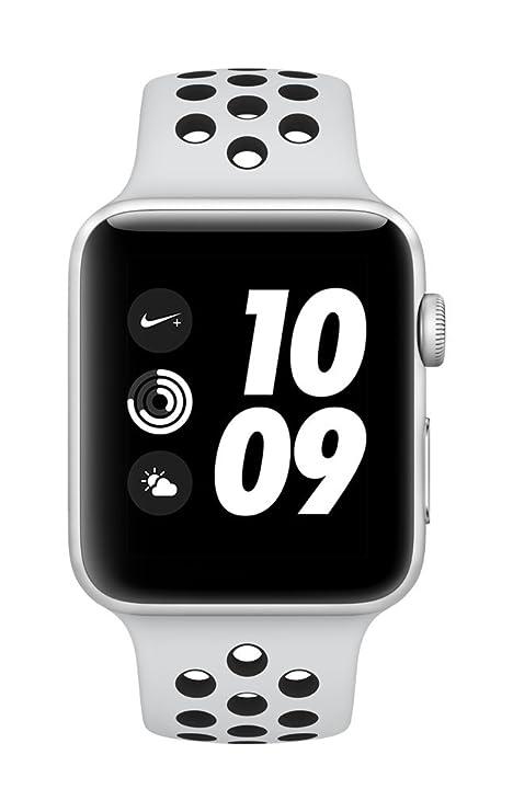 Apple Watch Nike+ GPS 42mm Smart Watch (Silver Aluminum Case 598222cb605