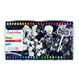 Conte Carres Crayons - 48 Assorted Colours