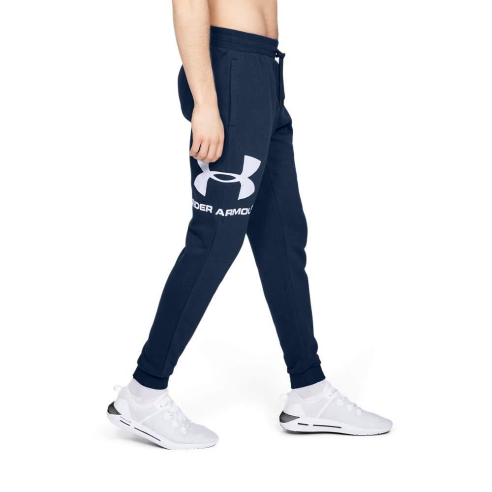 Under Armour Rival Fleece Sportstyle Logo Pantaloni da Uomo