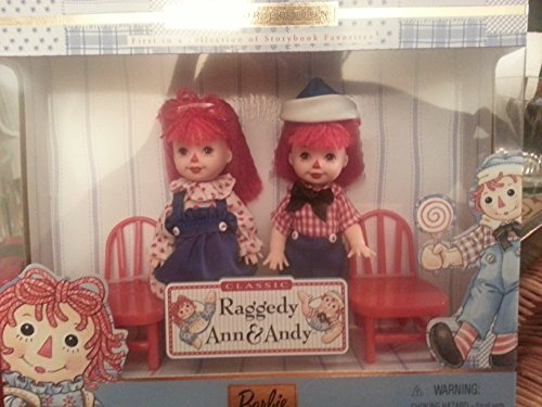 1999 Barbie Collectibles - Kelly & Tommy as Raggedy Ann & Andy ()