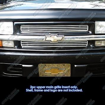 98 - 04 Chevy S-10 98 - 05 Blazer perímetro rejilla parrilla ...