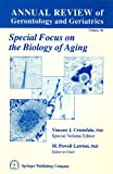 Annual Review of Gerontology and Geriatrics, , 0826164927