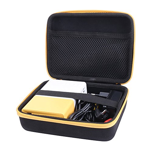 Storage Hard Case for Portable Mini Projector fits Artlii DeepLee DP300/ Meer YG300 by Aenllosi