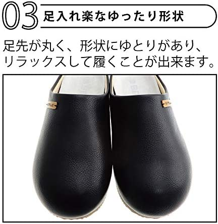 フェルト サボサンダル (メンズ/M・Lサイズ) AW 外履き メンズサンダル 紳士用