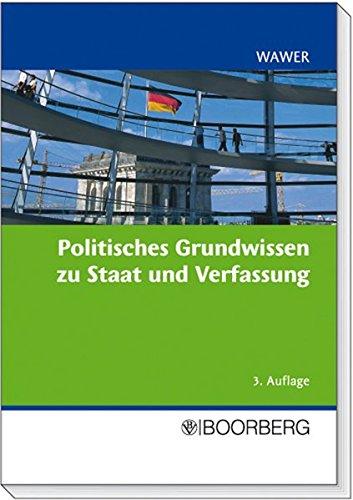 Politisches Grundwissen zu Staat und Verfassung