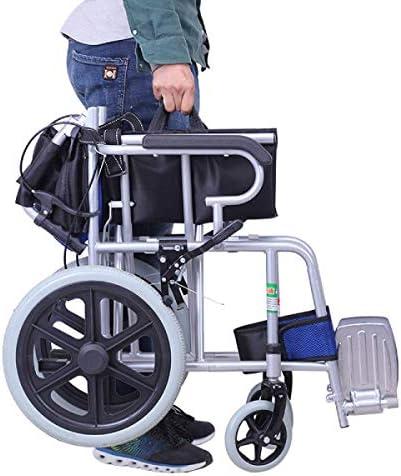 自走用 車いす 自走式車椅子コンパクト軽量折りたたみ式介助式標準型女性介助用としてもノーパンクタイヤ介助式車椅子
