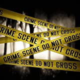 Crime Scene Tape 2 Pack, Halloween Decorations