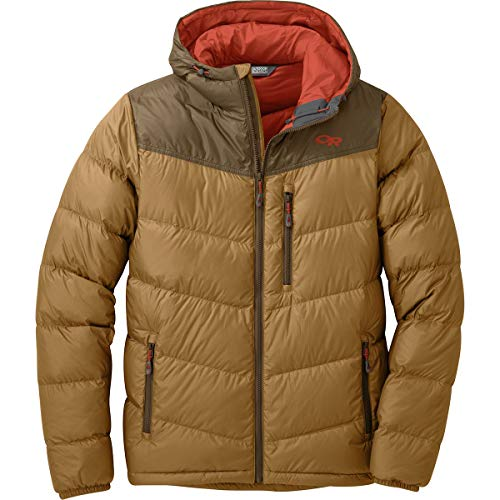Down Research Ochre Transcendent Carob Men's Hoody Outdoor qWzw0tBOO