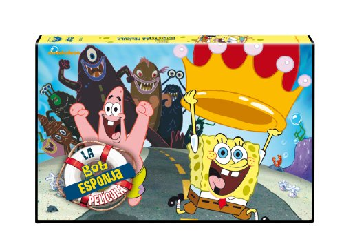 Bob Esponja: La Película (Ed Horizontal) (Import Movie) (European Format - Zone 2) (2012) Tom Kenny; Bill F