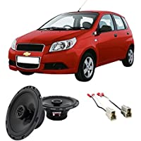 Fits Chevy Aveo 2004-2006 Rear Deck Factory Replacement Harmony HA-R65 Speakers New