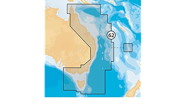 Navionics Platinum+ 62P+ AUSTRALIA EAST & NORTH Marine Charts on SD/MSD: Amazon.es: Electrónica