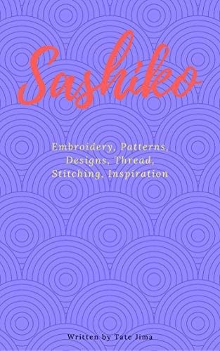 Amazon Sashiko Embroidery Patterns Designs Thread
