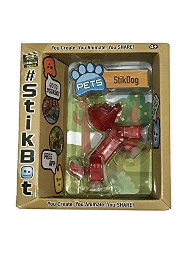 Stikbot, StikDog Figure