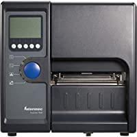 Intermec PD42BJ1000002021 Series PD42 Commercial Printer, Direct Thermal, Graphic Display, 203 dpi, USB/Serial/Ethernet, Euro and US Power Cord, Label Taken Sensor